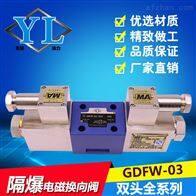 GDFW-03-2B2/2B3B/3C2/3C4隔爆液压阀厂家