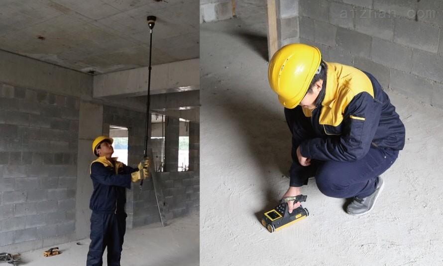 HC-HD90  一体式楼板测厚仪