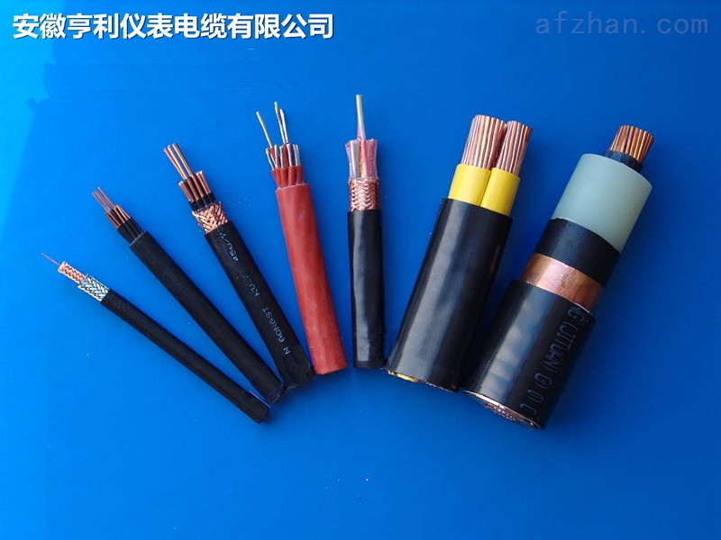 信号电缆IJVPVRP总屏蔽密度80阻燃护套