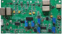 短波双频授时接收机