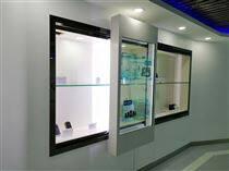 透明液晶屏展示柜、OLED透明屏