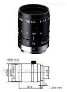 富士能130百萬像素鏡頭安裝