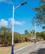 元氏太阳能路灯学校厂区装几米高合适