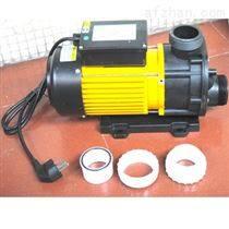 渔悦 泳池水处理设备循环水泵塑料水泵