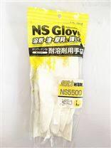 洗版水手套就选日生PU耐溶剂手套防腐蚀耐用