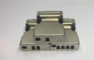 2芯DVI光纤延长器
