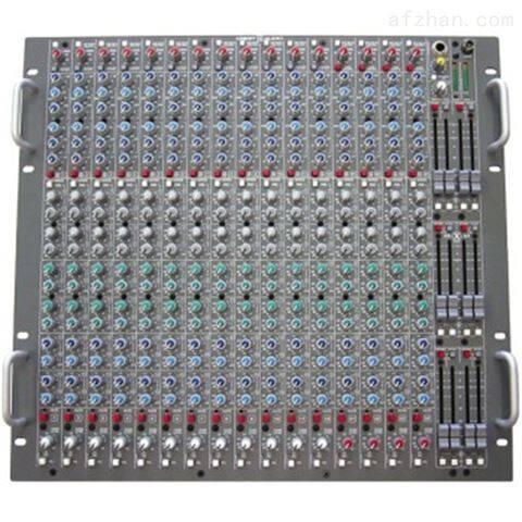 高峰 Crest Audio XRM12 调音台