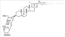 19057-67-1重楼皂苷V