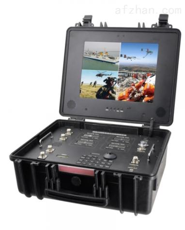 高灵敏度无线图传接收箱