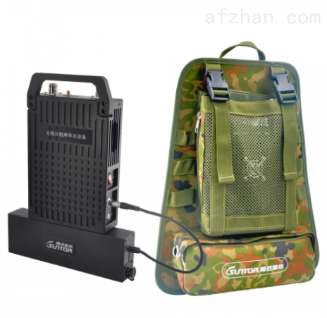 ST9602MD单兵自组网无线传输设备