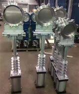 雙相鋼高溫灰渣閥
