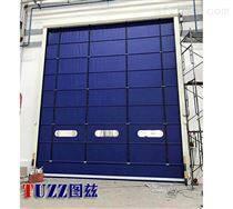 荆州大型PVC柔性堆积门