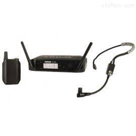 舒尔 Shure GLXD14/SM35 无线头戴式话筒