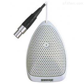 舒尔 Shure MX391W/S 超心形拾音话筒
