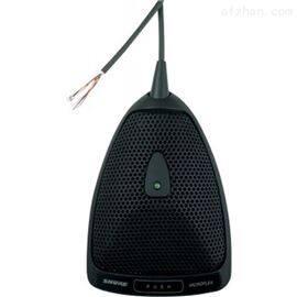 舒尔 Shure MX392/S 超心形拾音话筒