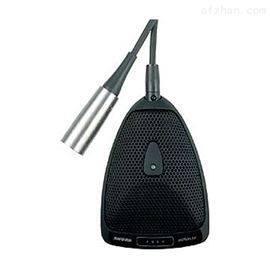 舒尔 Shure MX393/S 超心形拾音话筒