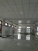 600*600白色天花板 室内装修吊顶岩棉吸音板