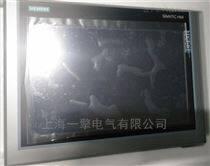 西門子TP1200顯示不正常黑屏維修