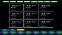 安卓平板控制hdmi高清矩阵无线控制拼接屏