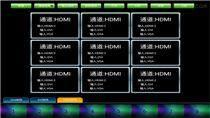 安卓平板控制hdmi高清矩陣無線控制拼接屏