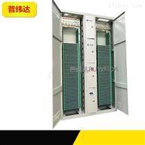 1152芯四网合一ODF光纤配线架 融合配线柜