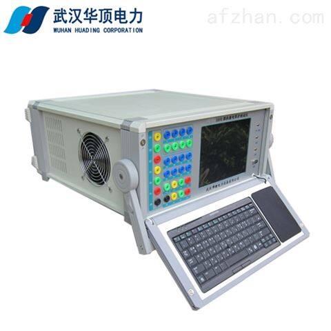 光伏发电用六相微机继电保护测试仪