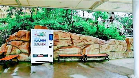 深圳南山区零食自动零售机