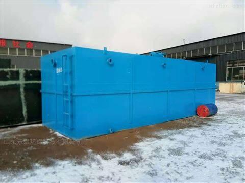 屠宰食品厂污水处理设备价格