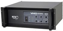 捷克KV2凯威图3通道数字管理功率放大控制器