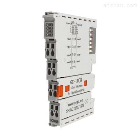 plc厂家排名 广成数字量输入PLC GC-1008