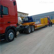 側翻自卸車集裝箱運輸特種低平板出口規格