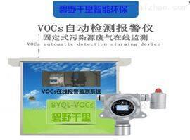 BYQL-VOC黑龙江排污口VOC在线监测系统解决方案