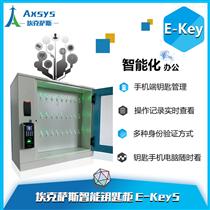 埃克萨斯E-key5mini博物馆智能保险钥匙箱
