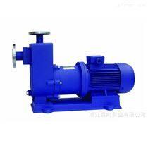 巨時ZCQ型不銹鋼自吸磁力泵