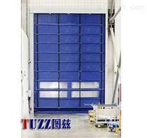 杭州倉庫出入口大型快速堆積門