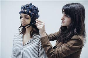 ErgoLABSemi-dry可穿戴脑电测量系统