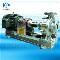 7.5kwDN65高溫熱油管道離心泵
