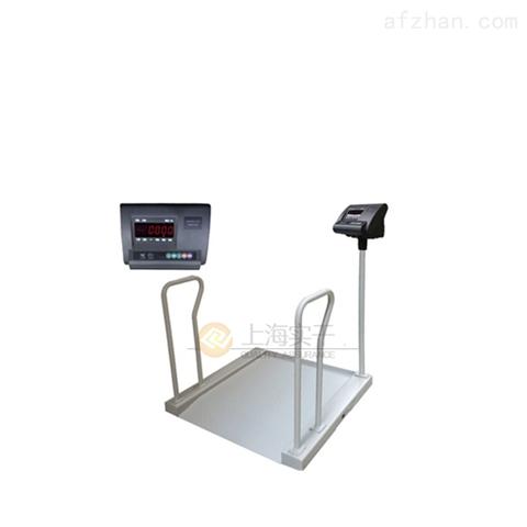 250kg固定电子轮椅秤,不锈钢材质电子秤