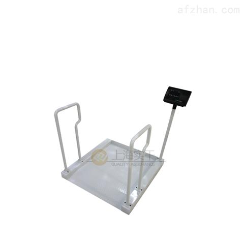 带单引坡医疗轮椅秤,304不锈钢电子透析秤