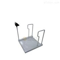 带打印电子轮椅秤,无线高精度血透秤