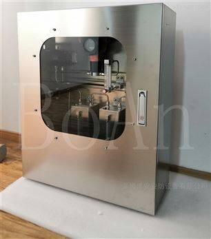气体分析仪安装
