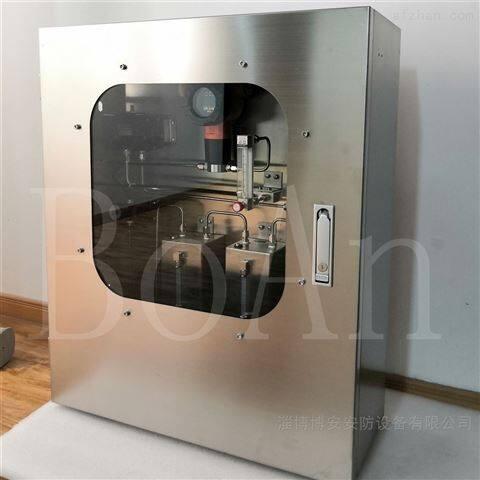 离心机氧含量在线分析系统应用