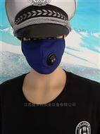 PM2.5防寒防雾霾防病毒交巡警呼吸阀口罩