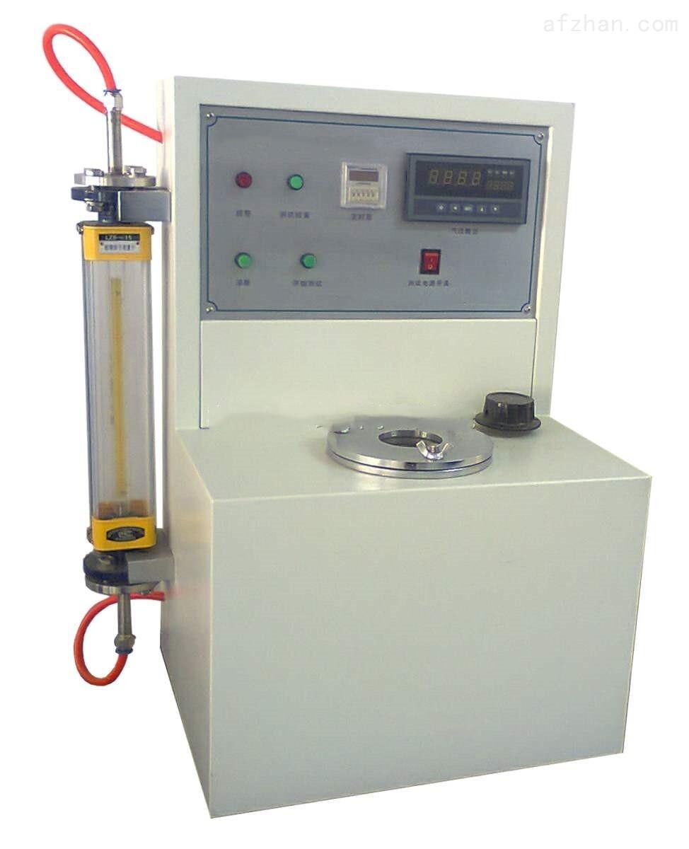 上海诚卫医用纺织品气流阻力测试仪