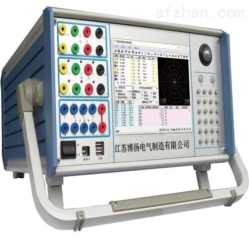 微机继电保护测试仪承试设备