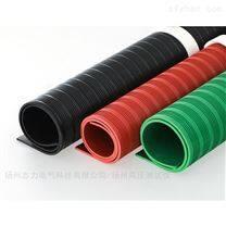7mm红色防滑绝缘胶垫