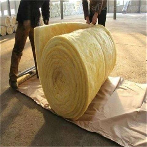 承德钢结构防火保温玻璃棉卷毡厂家报价