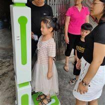 台州市晨检机器人幼儿园价格智能感应手足口