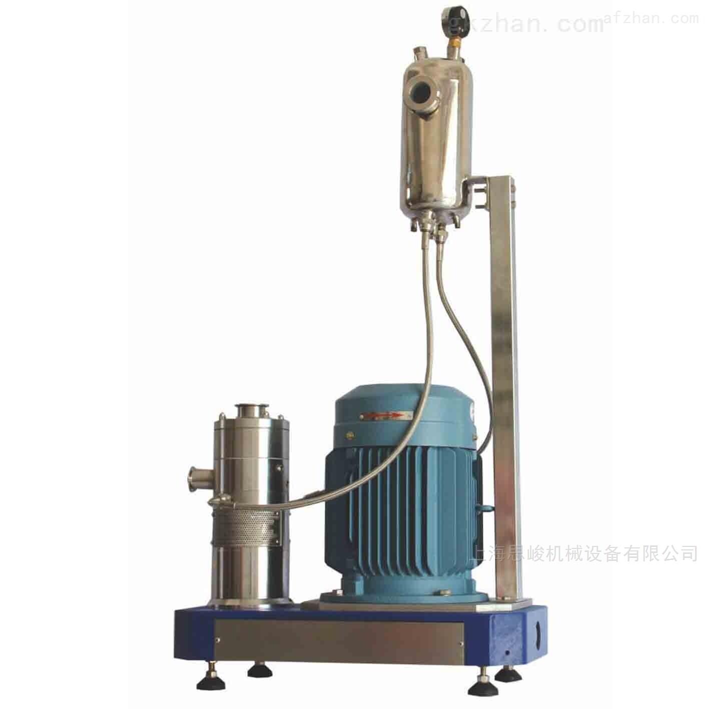 锂基陶瓷微球纳米乳化机