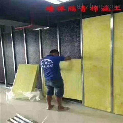 赤峰憎水玻璃棉板华美厂家
